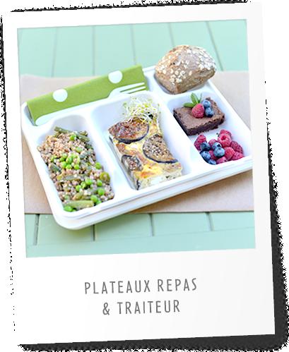 Plateaux repas & traiteur